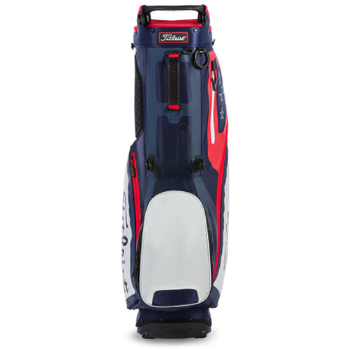 Titleist Players 4 USA Flag Stand Bag