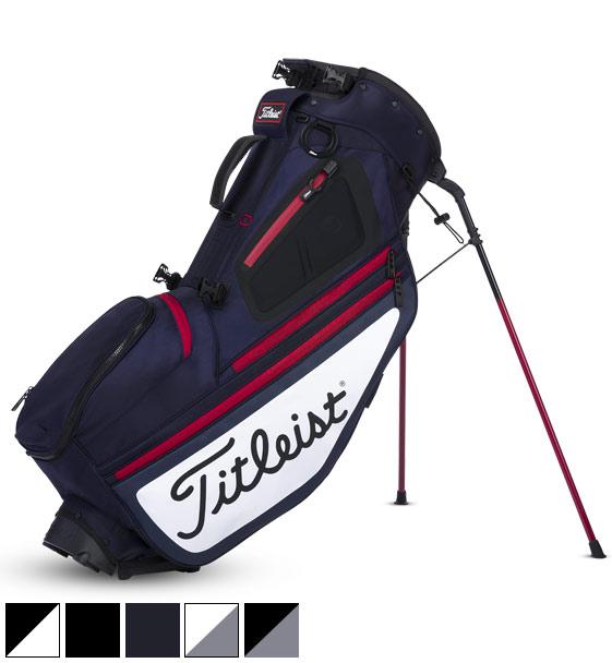 Titleist Hybrid 5 Stand Bag ゴルフ用品通販のフェアウェイゴルフusa