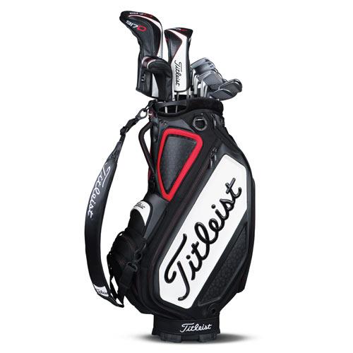タイトリスト スタッフ キャディバッグ  − Titleist Tour Staff Bag