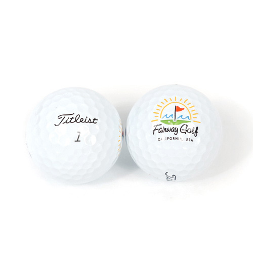 Titleist Pro V1 Sun & Wave California Logo Golf Balls