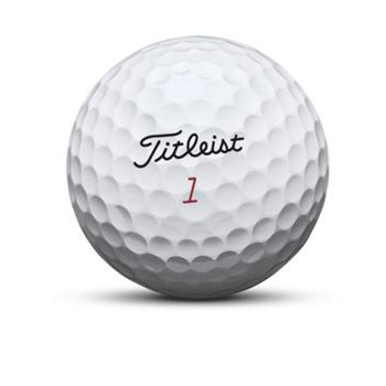 Titleist 2017 Pro V1X High# Golf Ball