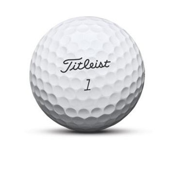 Titleist 2017 Pro V1 High# Golf Ball