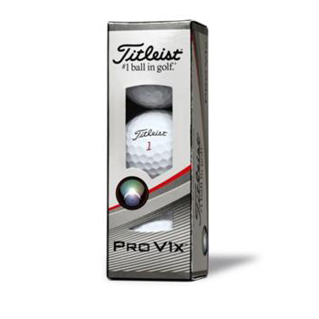 Titleist 2017 Pro V1X Golf Ball