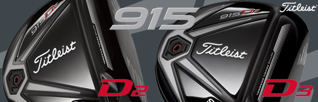 Titleist 915 D2 Drivers