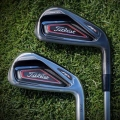 Titleist 716 AP1 Limited Edition Smoke Finish Irons