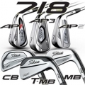 Titleist 718 Custom Irons