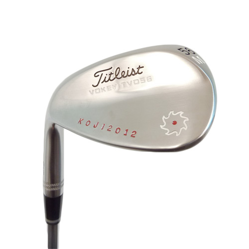 Titleist Vokey TVD 56 Chrome Blemished Wedge (KOJI2012)