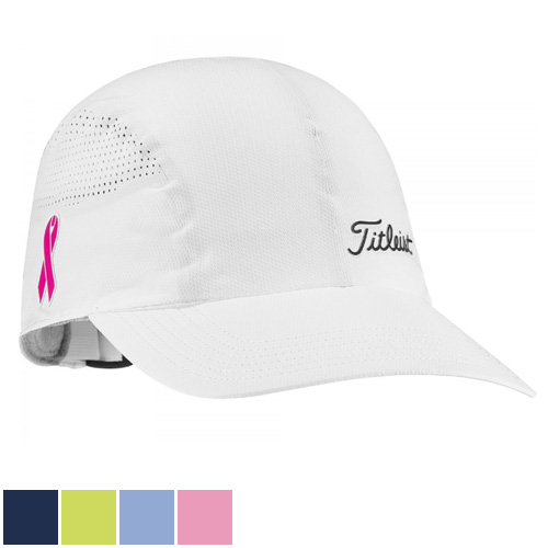 タイトリスト Ladies Pink Ribbon Cap (#TH6APR-9)
