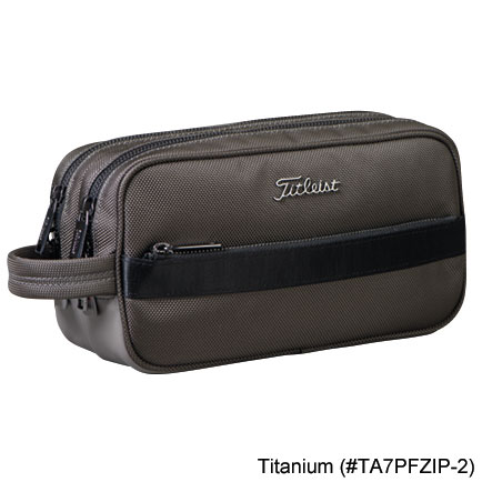 Titleist Professional Dual Zip Pouch