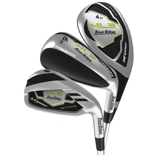 Tour Edge Hot Launch HL3 Triple Combo Set