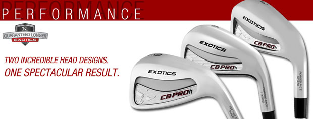 Tour Edge Exotics CB PROh irons