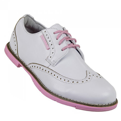 True Linkswear Ladies Dame Wingtip Shoes
