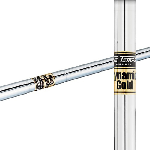 True Temper Dynamic Gold Iron Shafts