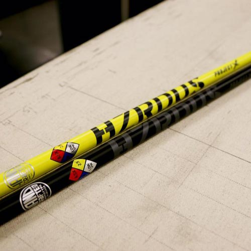 Project X HZRDUS Wood Shafts