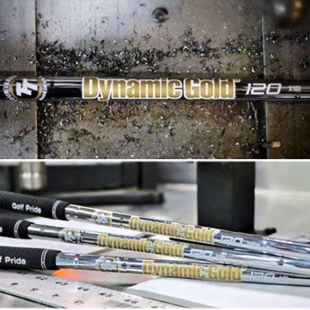 True Temper Dynamic Gold 120 Tour Issue Shaft