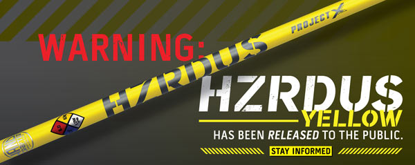 Project X HZRDUS Yellow
