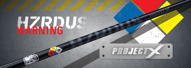 True Temper Project X HZRDUS Shafts