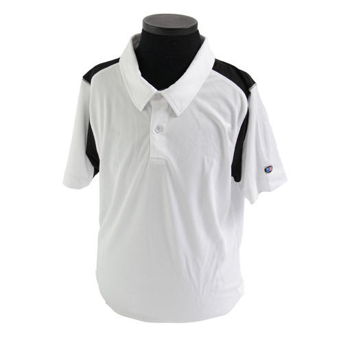 USKids Youth Boys USKTech Split Panel Polo Shirts
