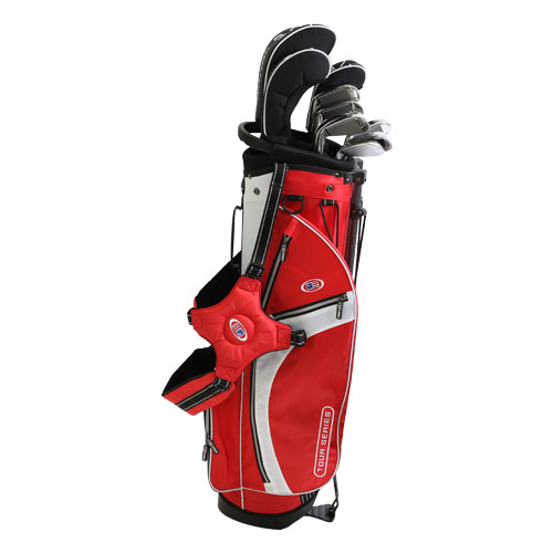 USKids Tour Series V 57 10 Club Stand Bag Set