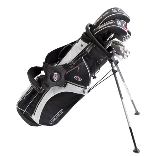 USKids Tour Series V 60 10 Club Stand Bag Set