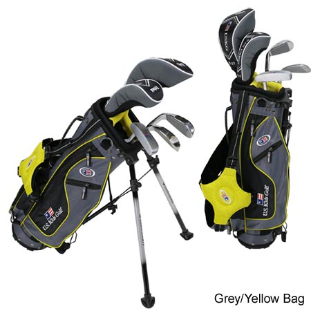 USKids Ultralight 42 5-Club Stand Bag Set
