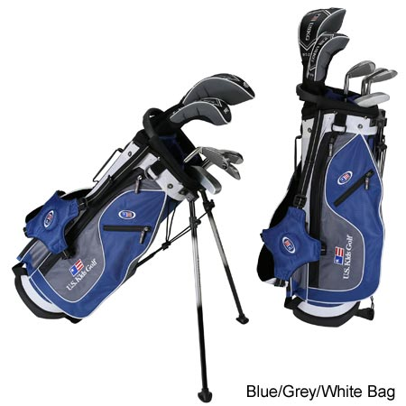USKids Ultralight 51 6-Club Stand Bag Set
