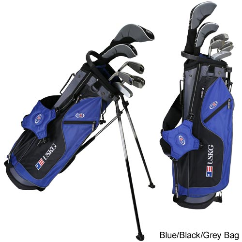 USKids Ultralight 60 7-Club Stand Bag Set
