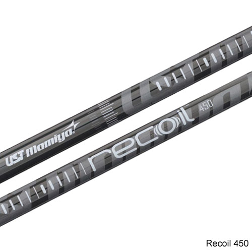 UST mamiya Recoil 400 Series Iron Shaft
