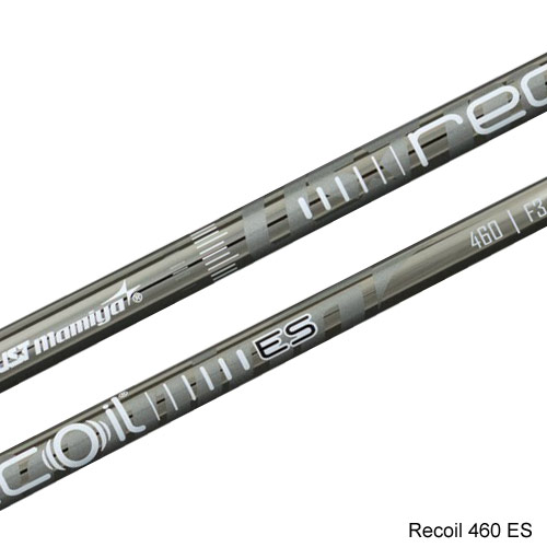 UST mamiya Recoil 400 ES Series Iron Shaft