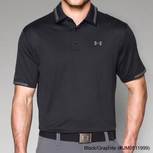 Under Armour Coldblack Tipping Polo Shirts