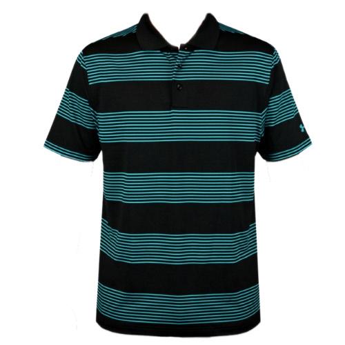 Under Armour Grandslam Stripe Polo Shirts/アーマーグランドスラムストライプポロシャツの下で【ゴルフウェアUnderArmour(アンダーアーマー)】/UND0015/UnderArmour(アンダーアーマー)/激安クラブ USAから直送【フェアウェイゴルフインク】