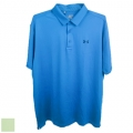 Under Armour Scripting Playoff Solid Polo