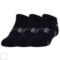 Under Armour HeatGear No Show 3-Pack (#1250408)