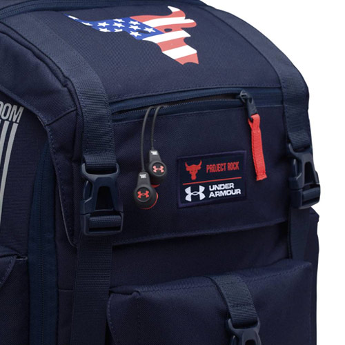 Under Armour UA x Project Rock Freedom Regiment Backpack