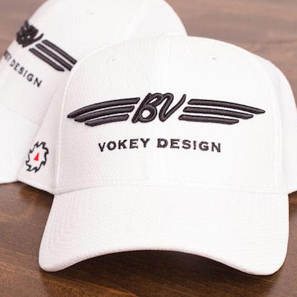 3ff10d9c19e Vokey Design BV Wings Dobby Tech Cap