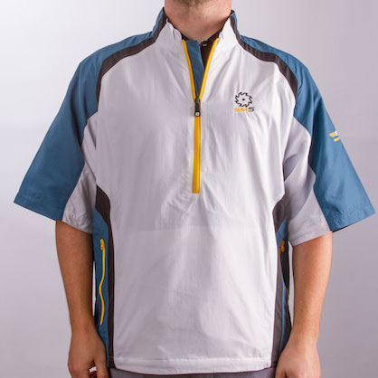 Vokey Design Short Sleeve FJ Sport Windshirts