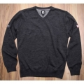 Vokey Design FJ Merino Wool High V Sweaters