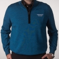Vokey Design FJ End on End Merino Half Zip