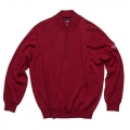 Vokey Design FJ Merino Half-Zip Sweater