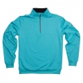 Vokey Design FJ Performance Half-Zip Pullover w/ Gathered Waist
