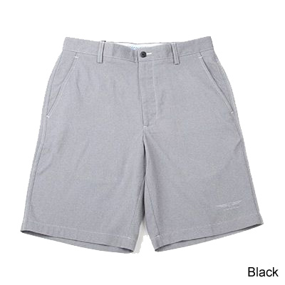Vokey Design Chambray Black Shorts