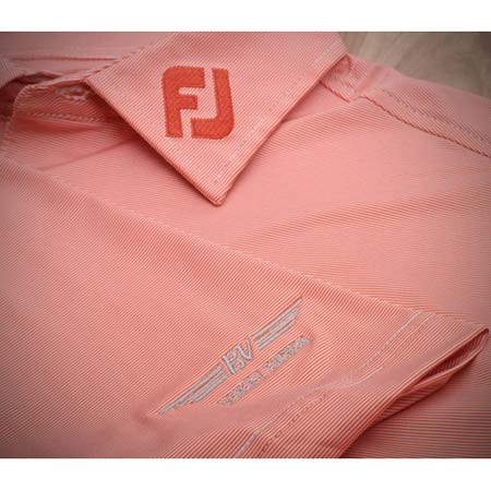 Vokey Design FJ End on End Lisle Polo Shirts