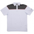 Vokey Design FJ Color Block Stretch Pique Polo