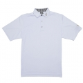Vokey Design FJ ProDry Solid Lisle Shirt w/ Self Collar