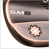 Vokey Design Limited Edition Brushed Copper SM6 Wedge