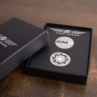 Vokey Design SM6 2-Piece Ball Marker Set
