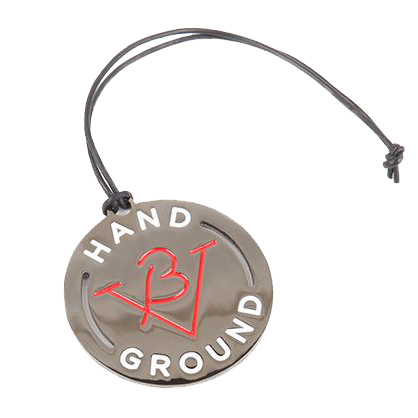 Vokey Design Hand Ground Bag Tags