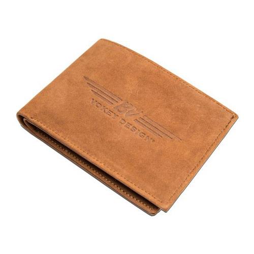 Vokey Design BV Wings Nubuck Leather Wallet