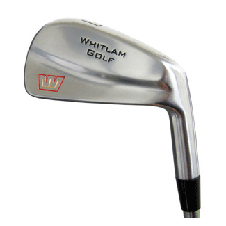 Whitlam Golf Tour W Muscle Back Irons Head only