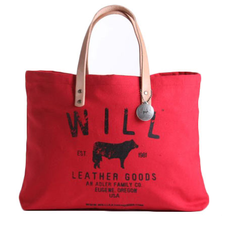 Will Leather Goods Small Classic Carry All Bags